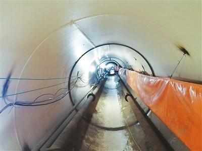 广南梅原水系统建成通水